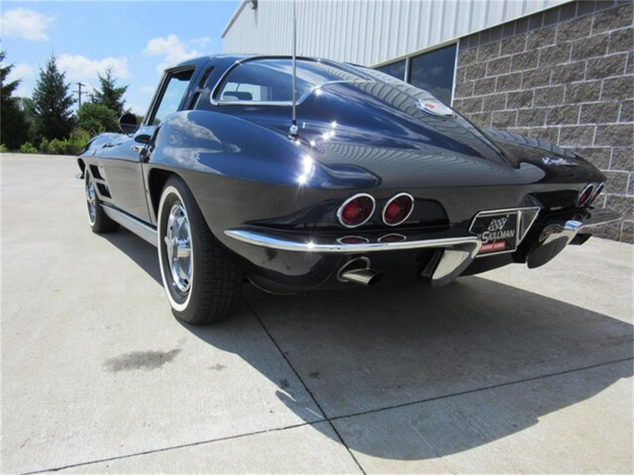 Large Picture of Classic '63 Corvette - $119,000.00 Offered by Ray Skillman Classic Cars - QKZR