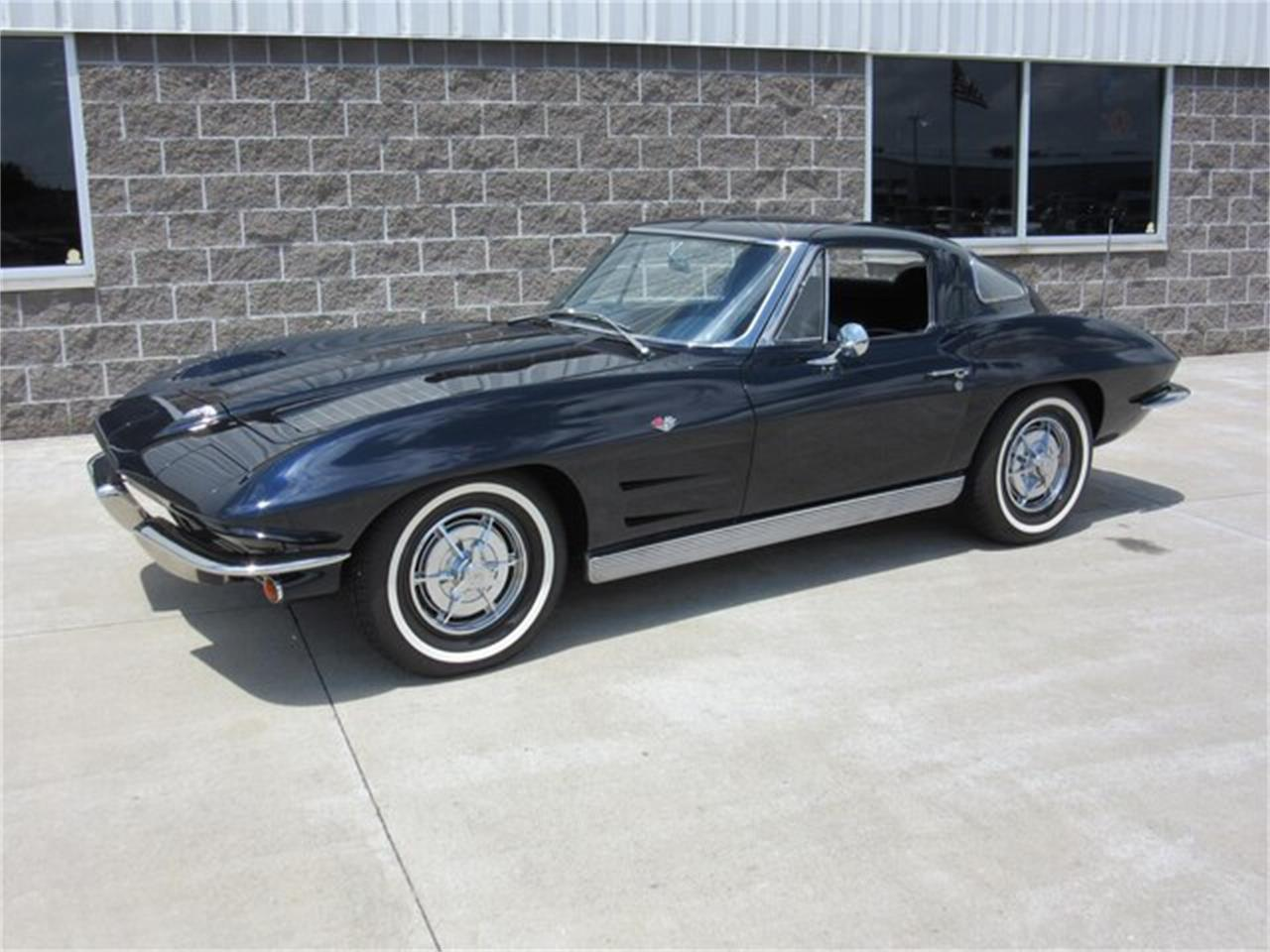 Large Picture of 1963 Corvette Offered by Ray Skillman Classic Cars - QKZR