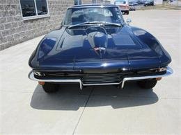 Picture of '63 Chevrolet Corvette located in Greenwood Indiana - $119,000.00 - QKZR