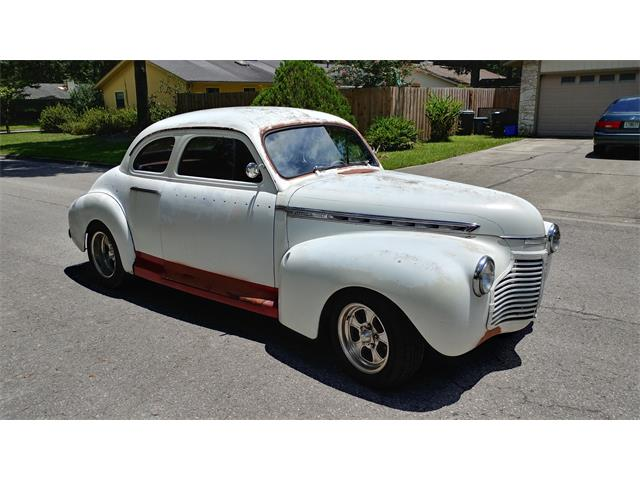 Picture of '41 Deluxe Business Coupe - QMU8