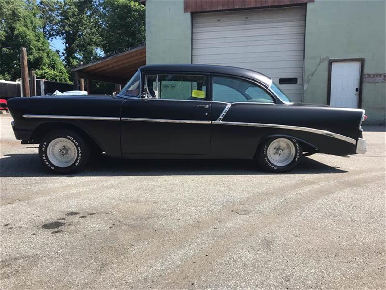 Large Picture of '56 Bel Air - QKZU