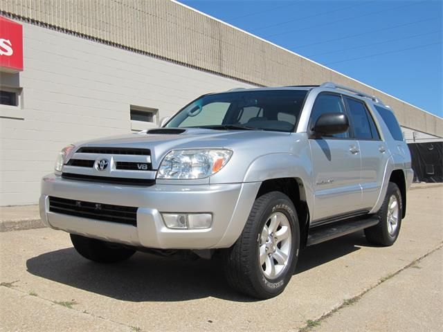 Picture of '04 4Runner - QMUE