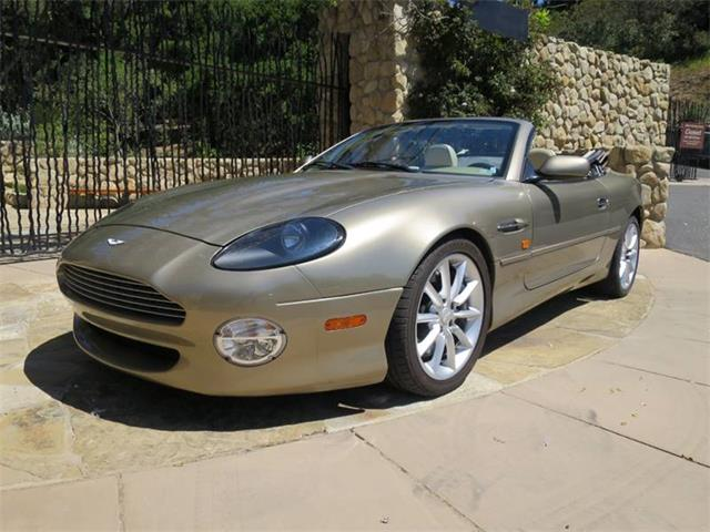 Picture of '02 Aston Martin DB7 - QMUT