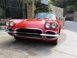 Picture of Classic '62 Chevrolet Corvette located in California - $85,995.00 - QMUZ
