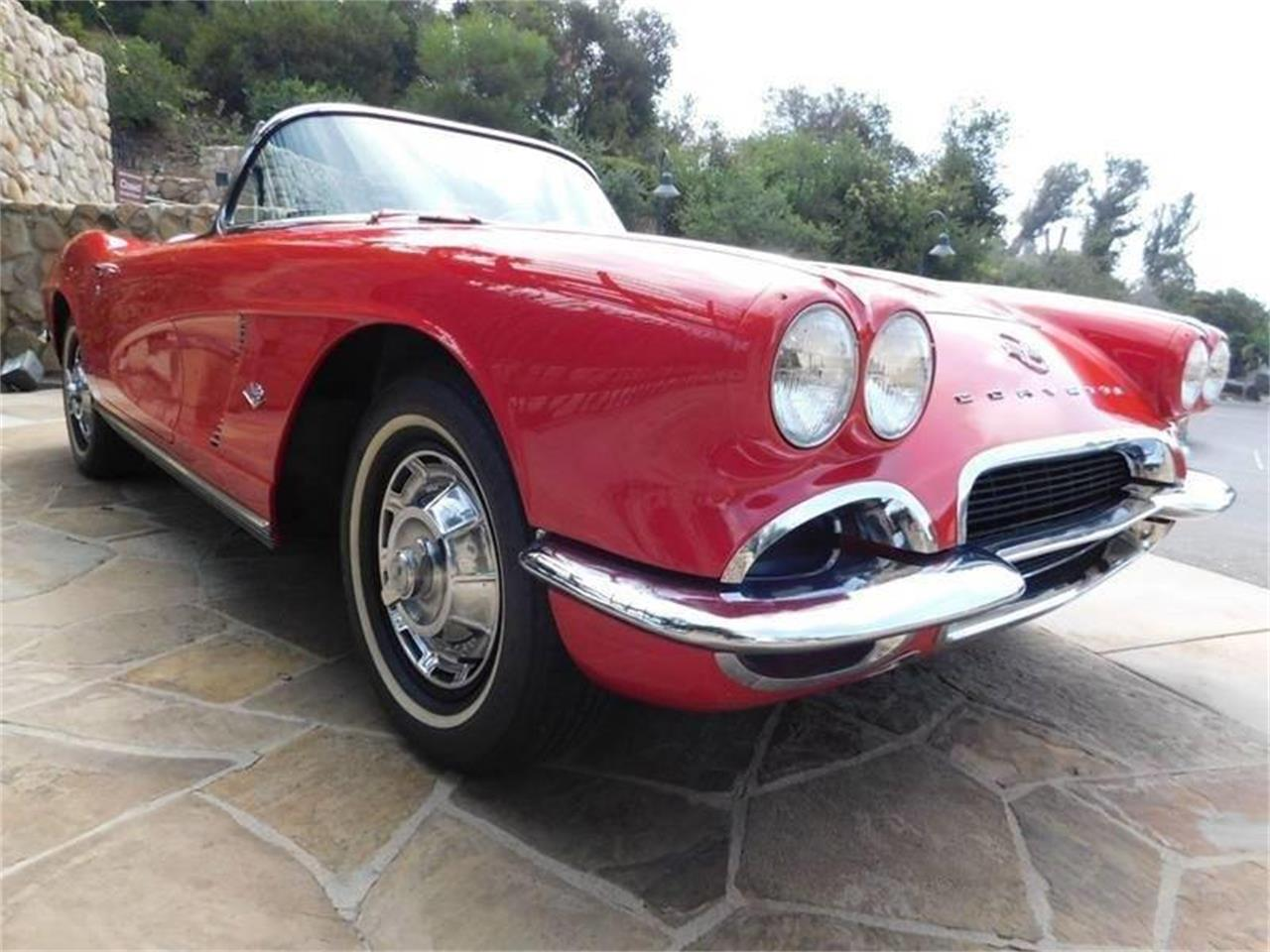 Large Picture of 1962 Chevrolet Corvette located in Santa Barbara California Offered by Milpas Motors - QMUZ