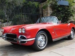 Picture of 1962 Corvette located in Santa Barbara California Offered by Milpas Motors - QMUZ