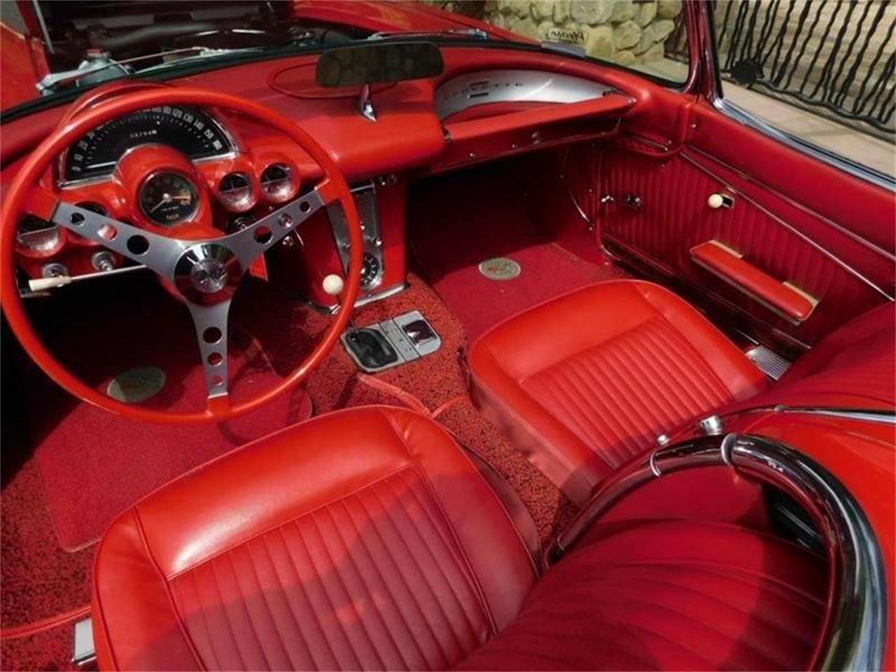 Large Picture of '62 Chevrolet Corvette - $85,995.00 - QMUZ