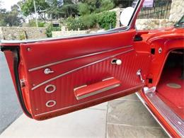Picture of Classic 1962 Corvette located in Santa Barbara California - QMUZ
