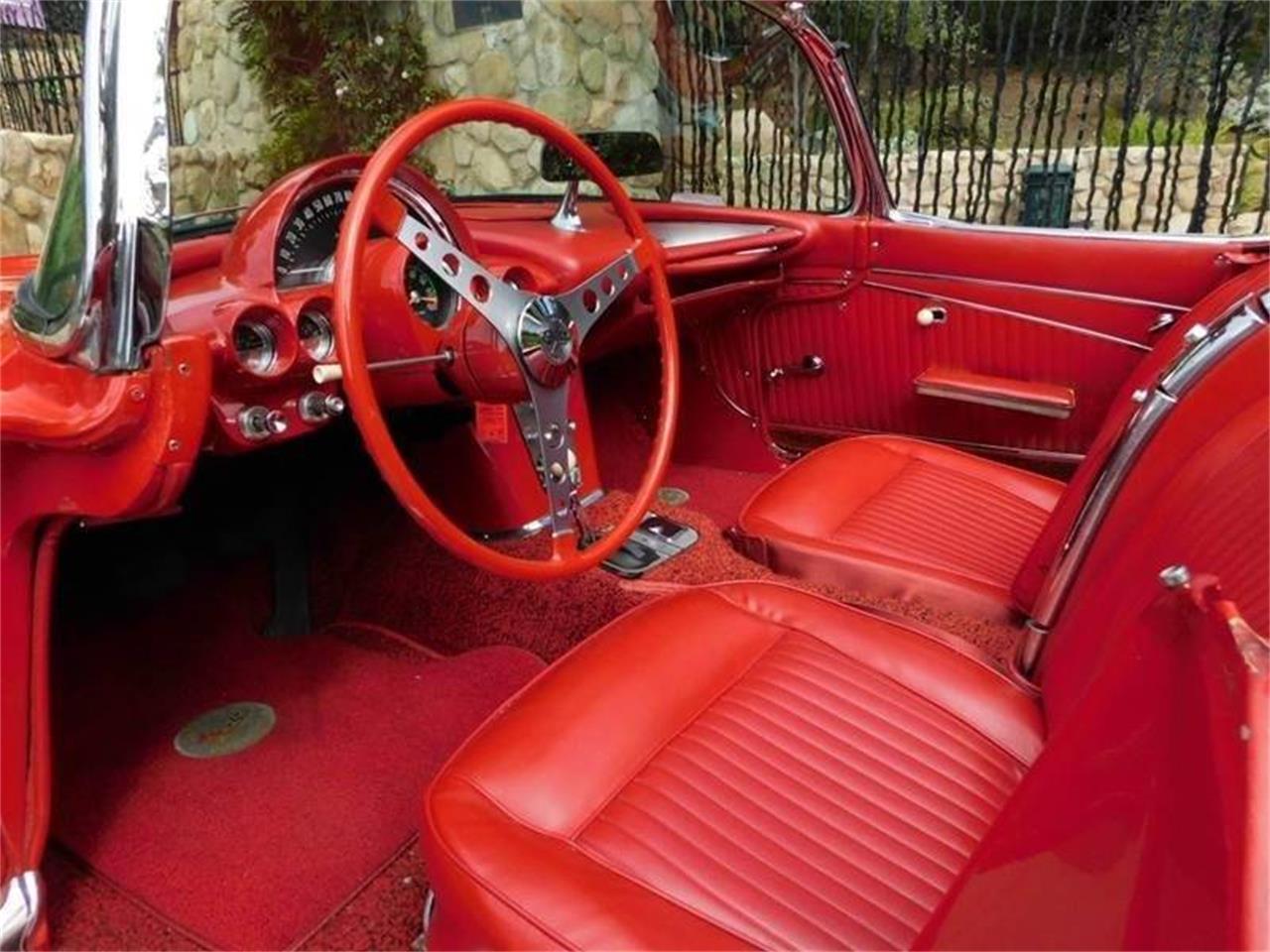 Large Picture of Classic 1962 Corvette located in Santa Barbara California - $85,995.00 - QMUZ