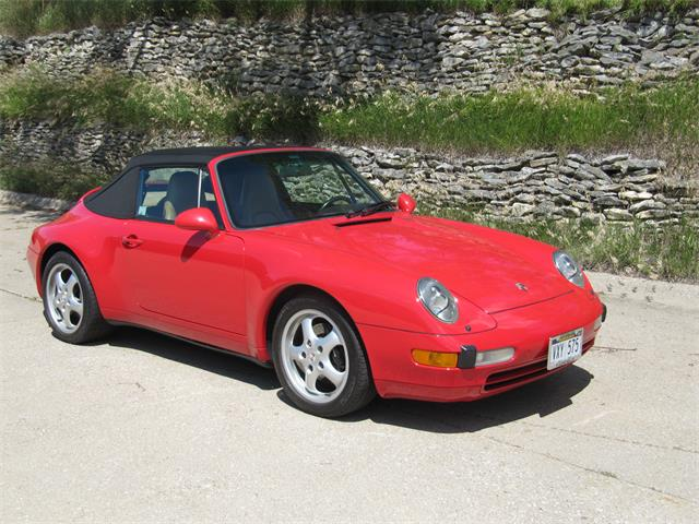 Classic Porsche 993 for Sale on ClassicCars com on