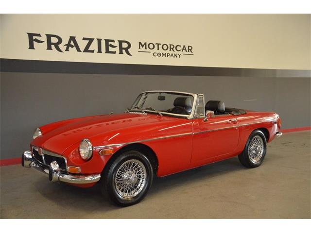 Picture of Classic 1973 MGB located in Tennessee - $13,850.00 - QKZY