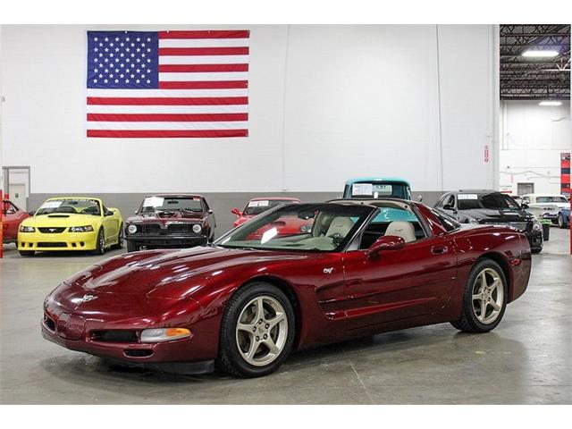 Picture of '03 Corvette - QMVM