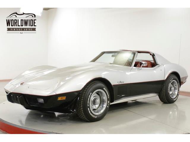 1976 Chevrolet Corvette for Sale on ClassicCars com on ClassicCars com