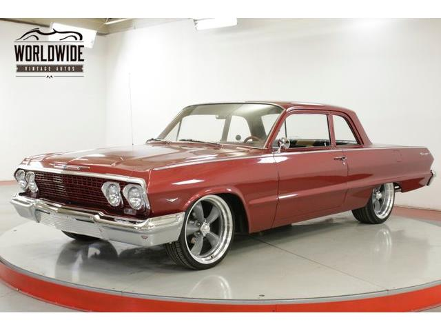 Picture of '63 Biscayne - QMWB