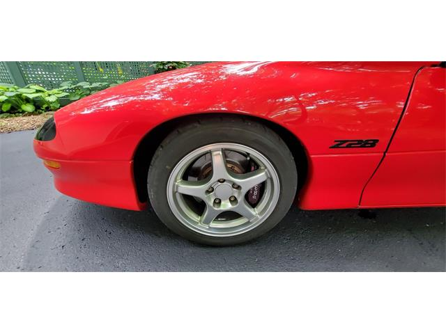 Picture of '94 Camaro Z28 - QMWX