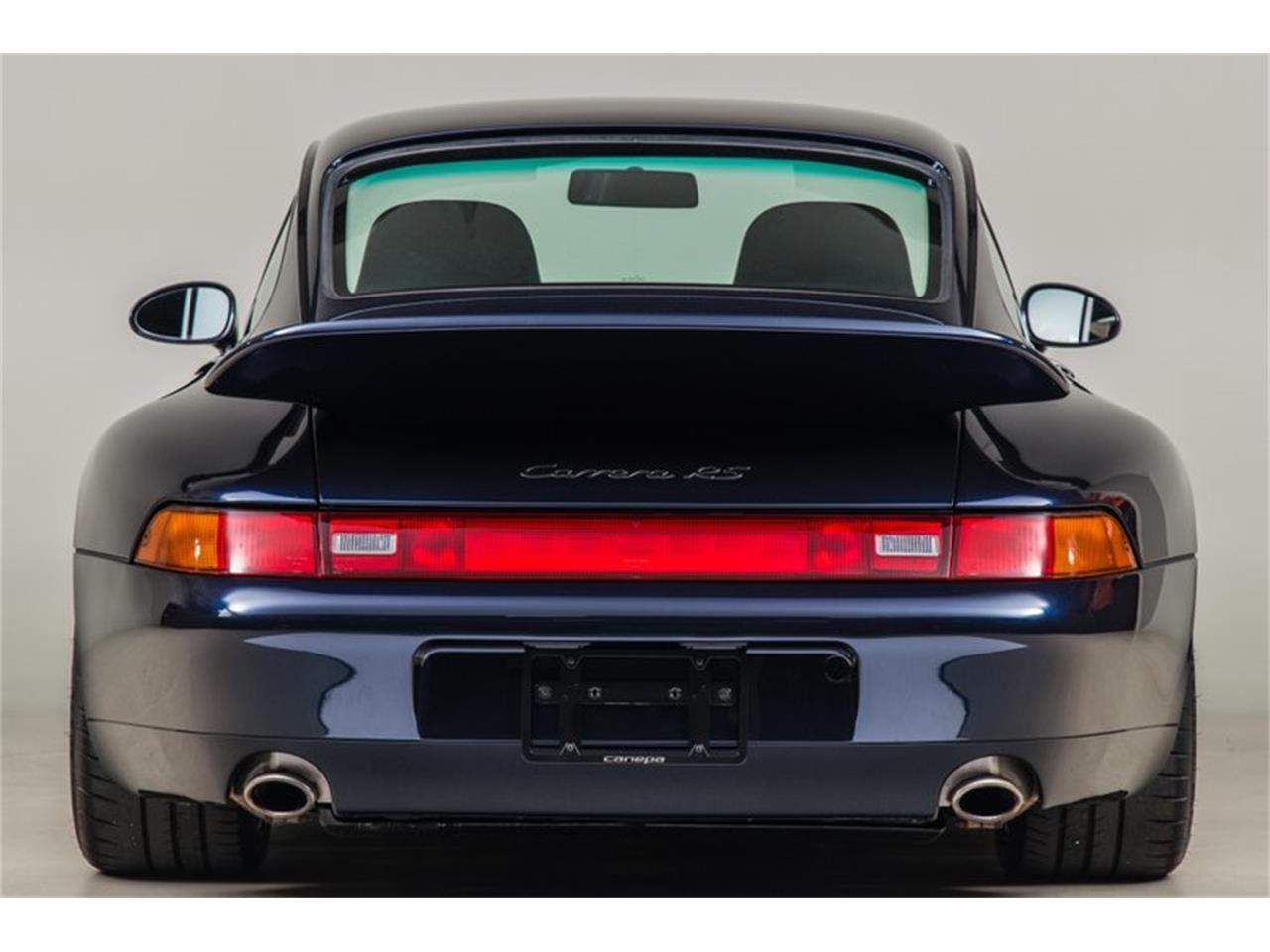 Large Picture of '96 Porsche 911 located in California Auction Vehicle - QMX6