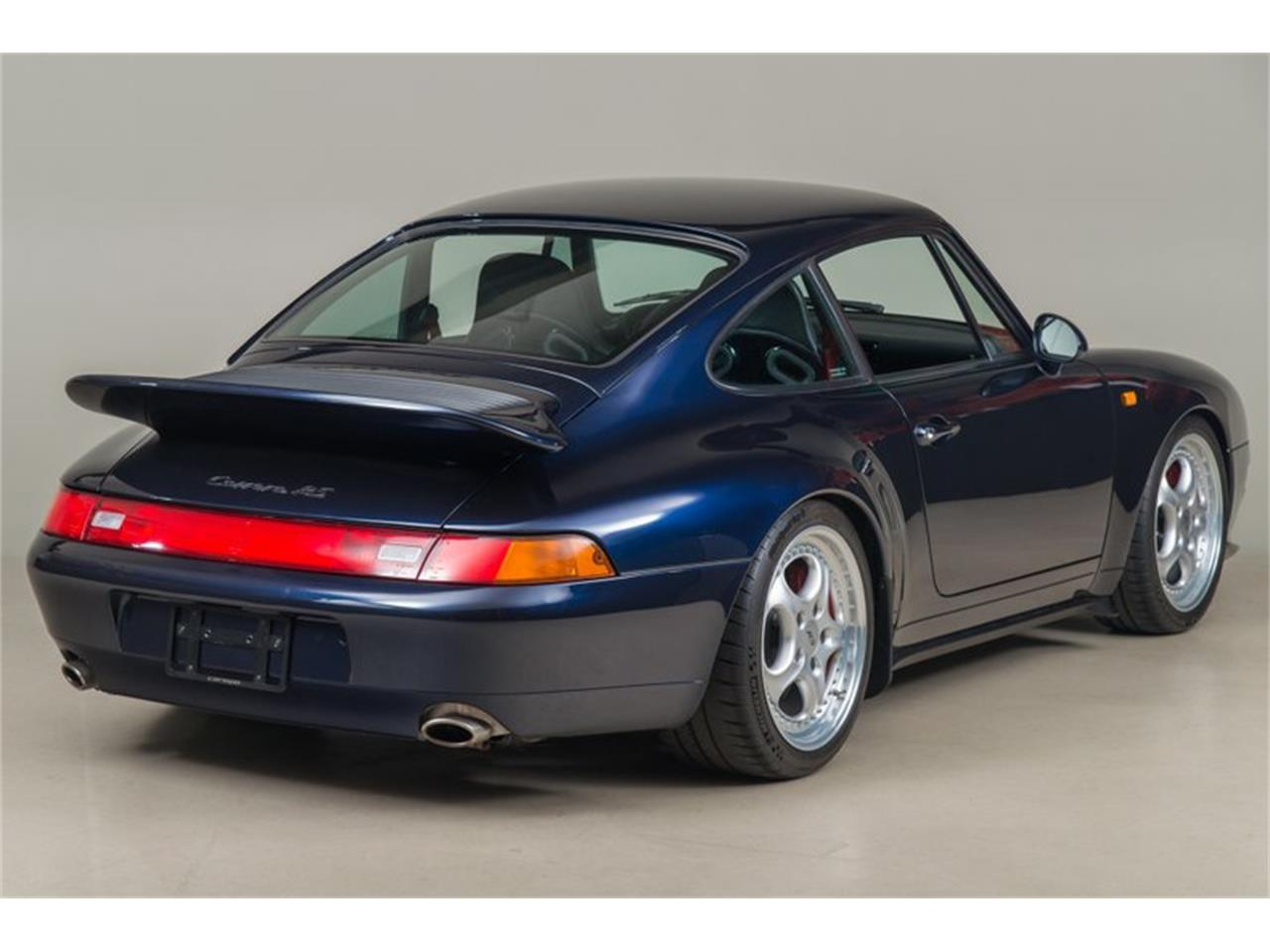 Large Picture of '96 Porsche 911 Auction Vehicle Offered by Canepa - QMX6