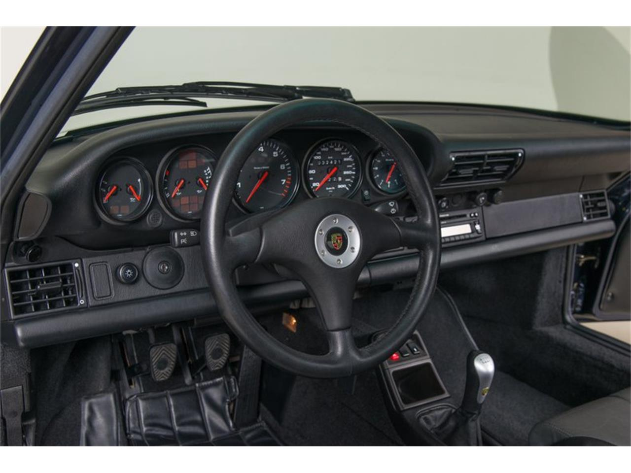 Large Picture of 1996 Porsche 911 Auction Vehicle Offered by Canepa - QMX6