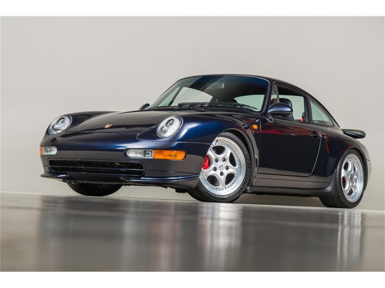 Large Picture of 1996 Porsche 911 located in Scotts Valley California Offered by Canepa - QMX6