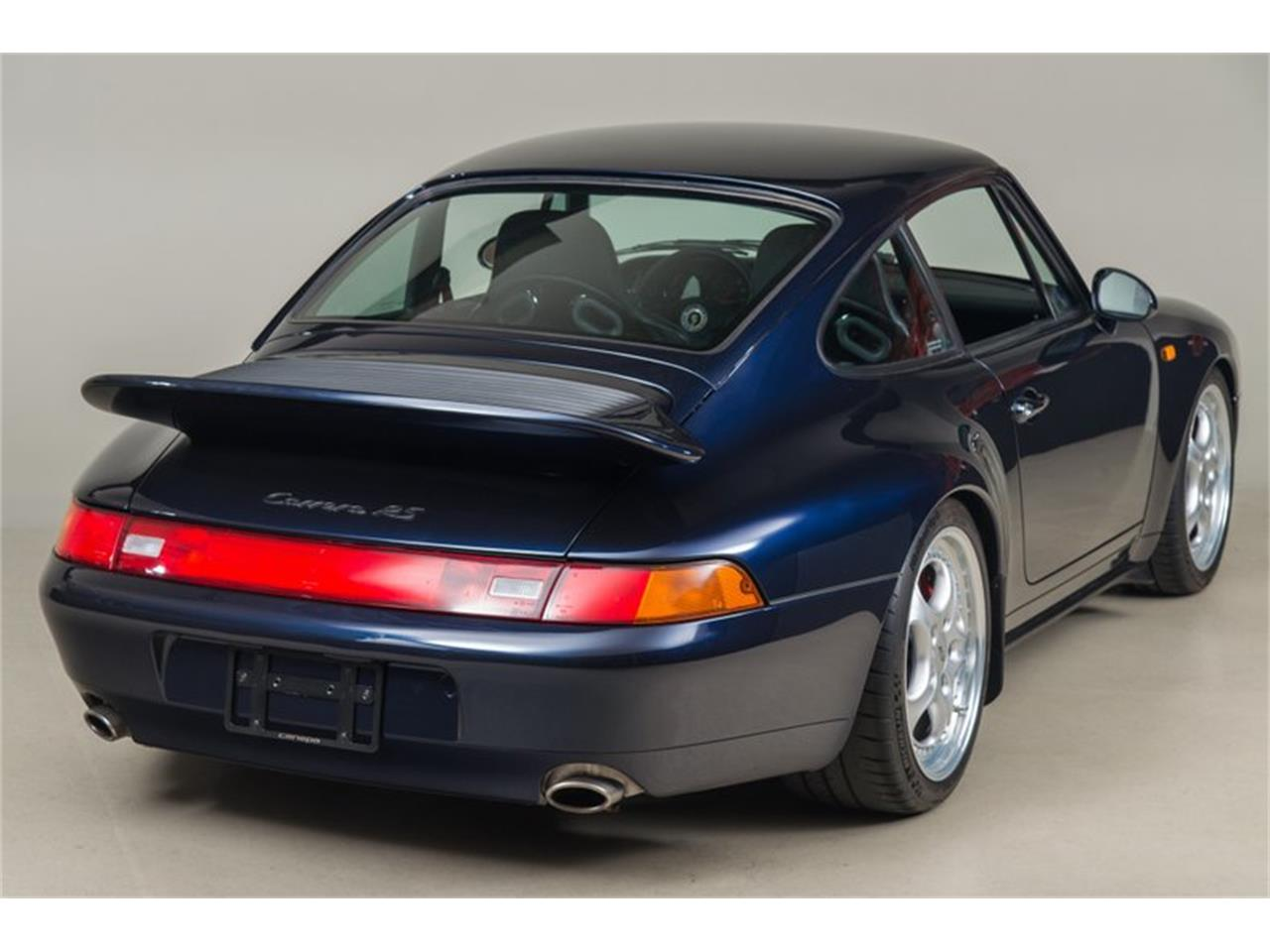 Large Picture of 1996 Porsche 911 located in Scotts Valley California - QMX6