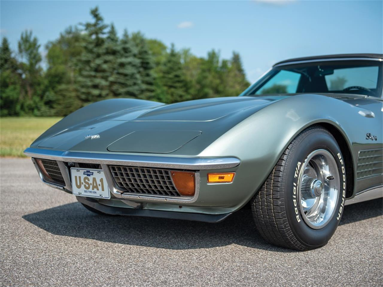 Large Picture of '72 Corvette - QMXN
