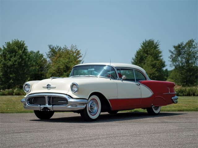 Picture of Classic '56 98 Auction Vehicle Offered by  - QMXY