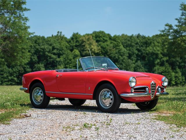 Picture of '66 Giulietta Spider - QMY9