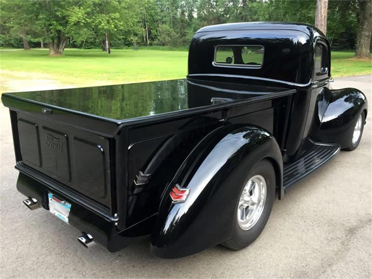 Large Picture of '40 Pickup - QMYD