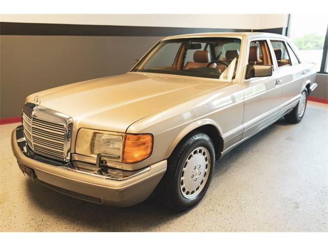 Picture of '86 420SEL located in Tennessee - $6,650.00 - QL09