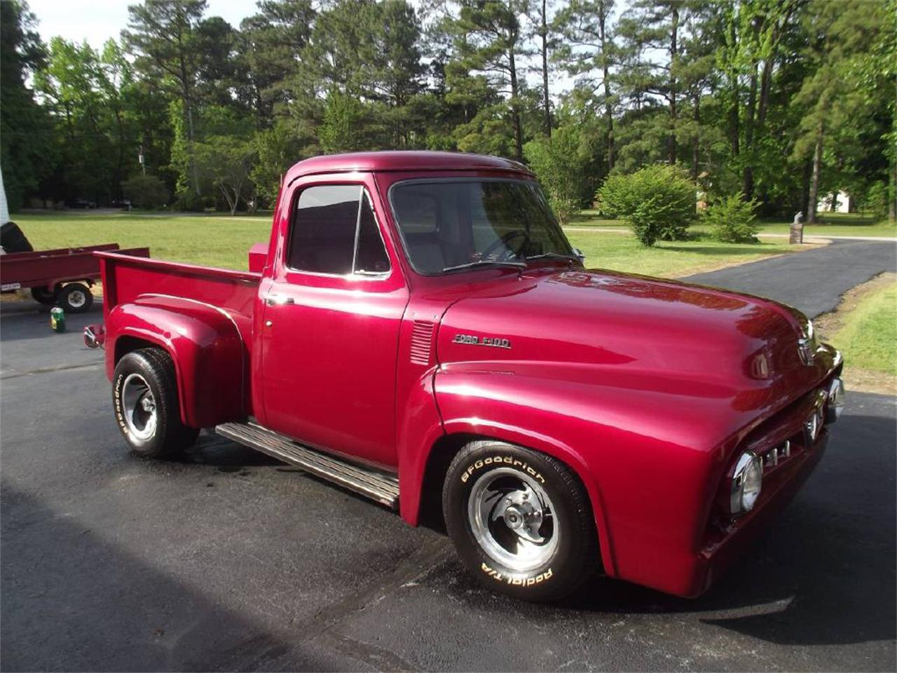 Large Picture of '53 F100 - QMYM