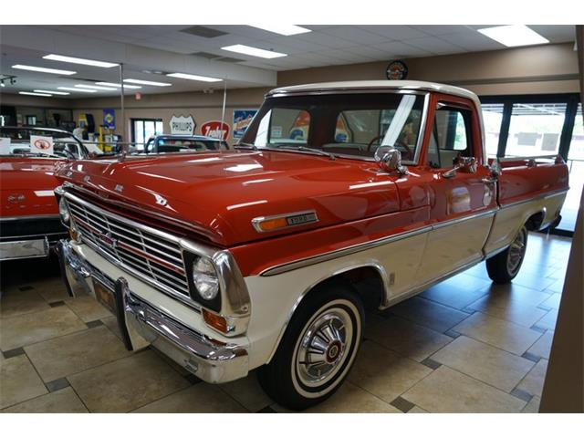 Picture of '69 F100 - QMZV