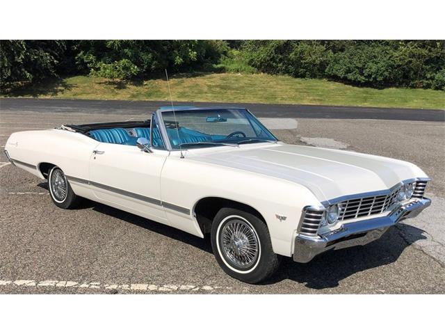 Picture of '67 Impala - QMZW