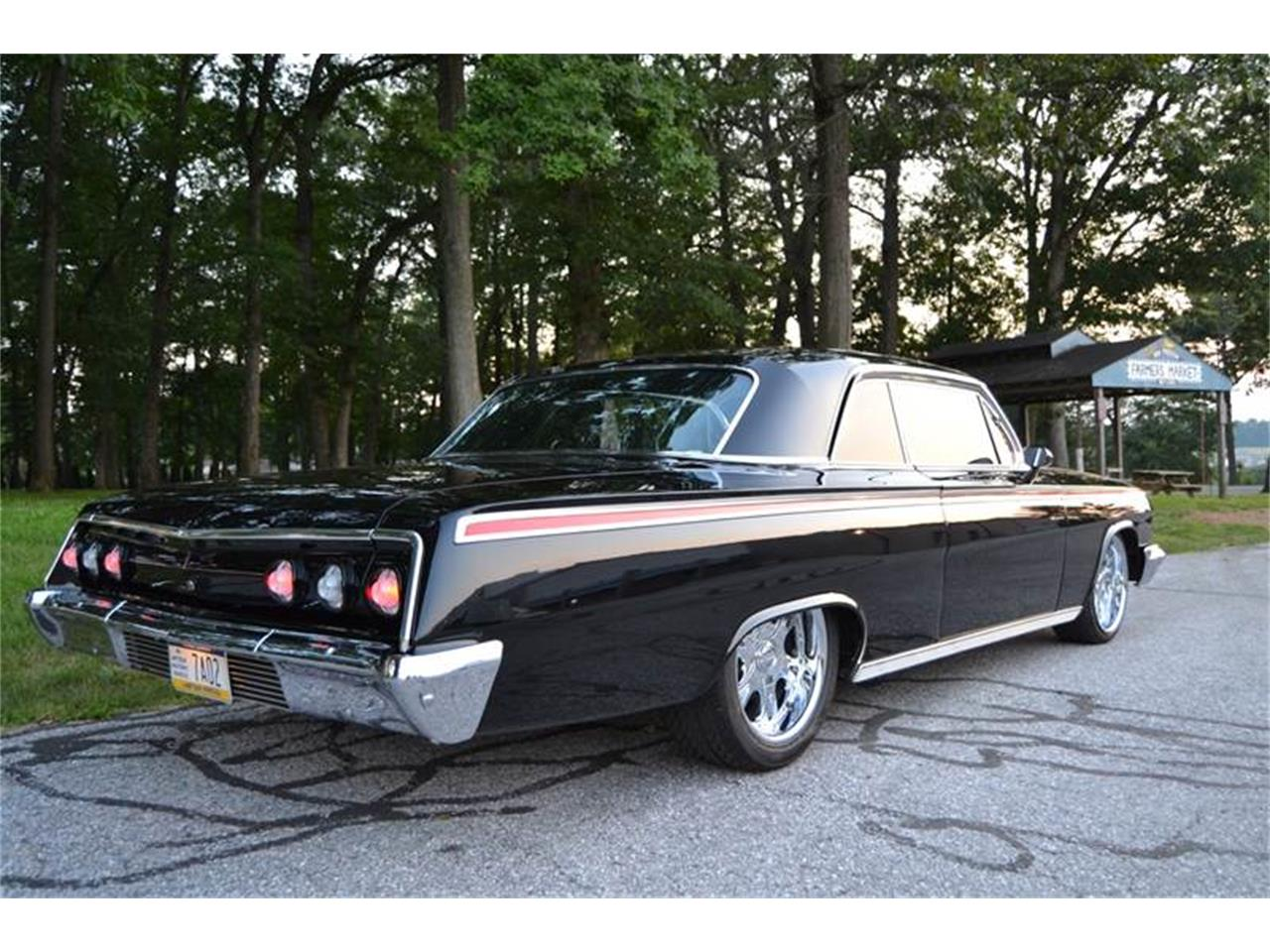 Large Picture of '62 Chevrolet Impala located in Clarksburg Maryland Offered by Eric's Muscle Cars - QN00