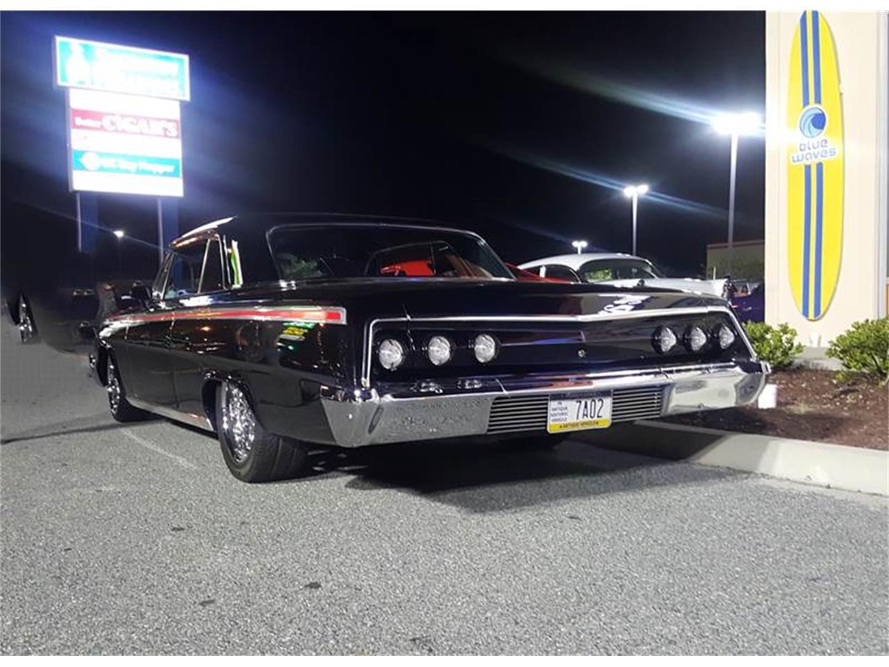 Large Picture of '62 Chevrolet Impala - QN00