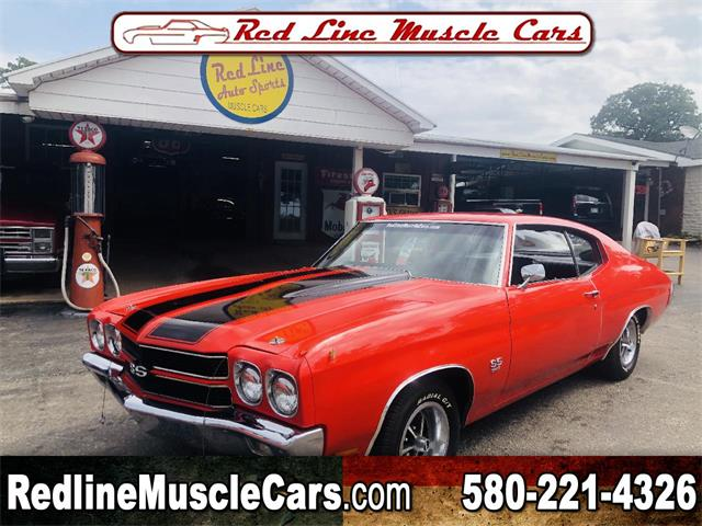 Picture of '70 Chevelle Malibu SS - QN0I