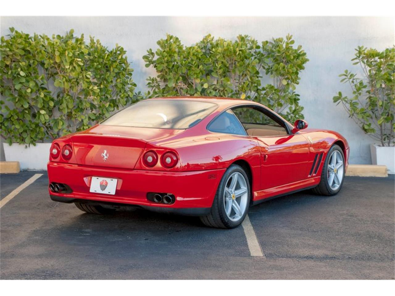 Large Picture of '02 Ferrari 575 located in Florida Offered by The Barn Miami - QN0J