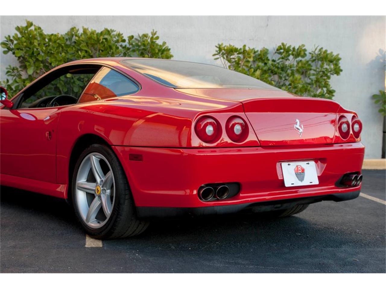 Large Picture of '02 Ferrari 575 located in Florida - $99,900.00 - QN0J