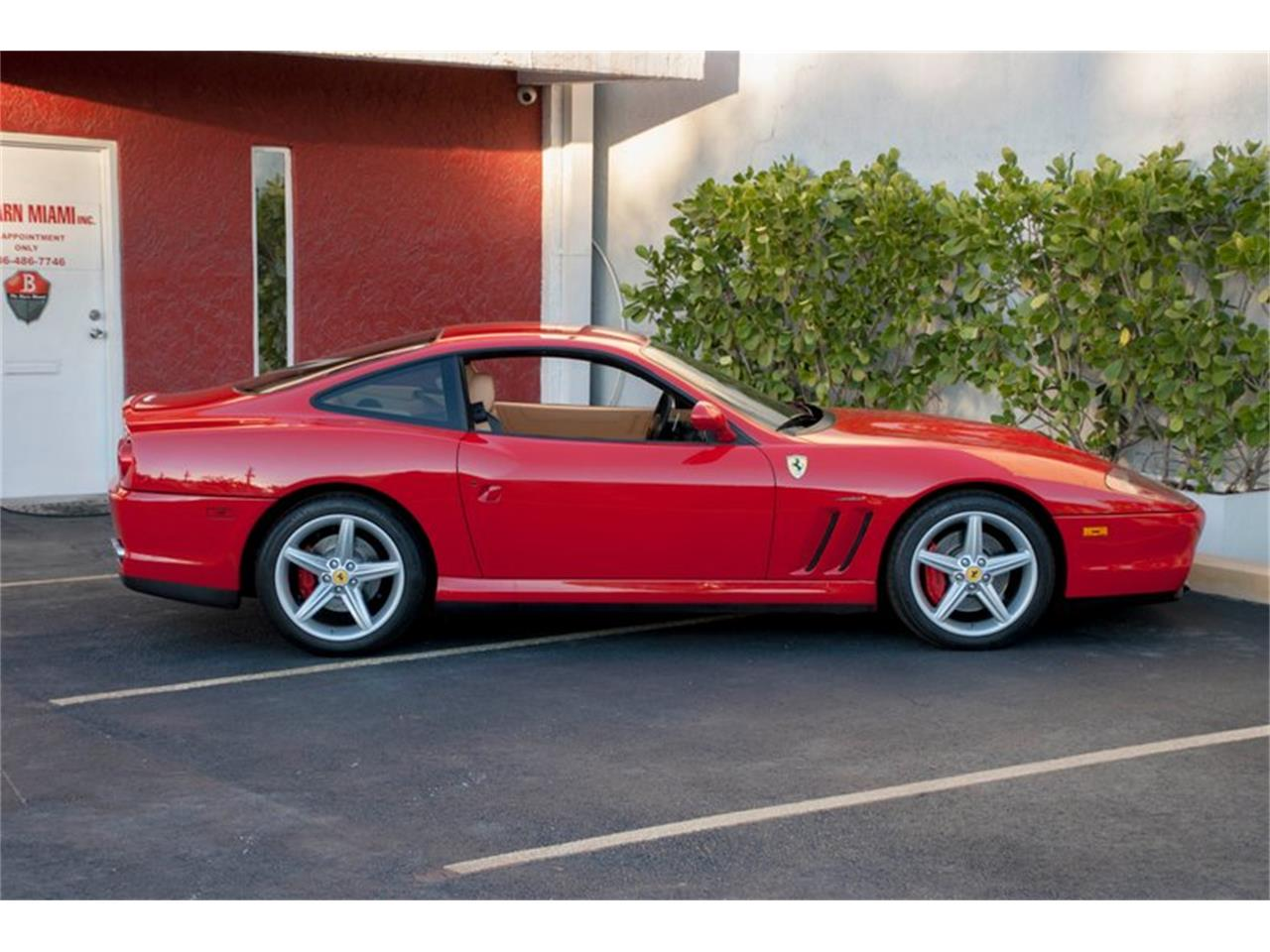 Large Picture of 2002 Ferrari 575 Offered by The Barn Miami - QN0J