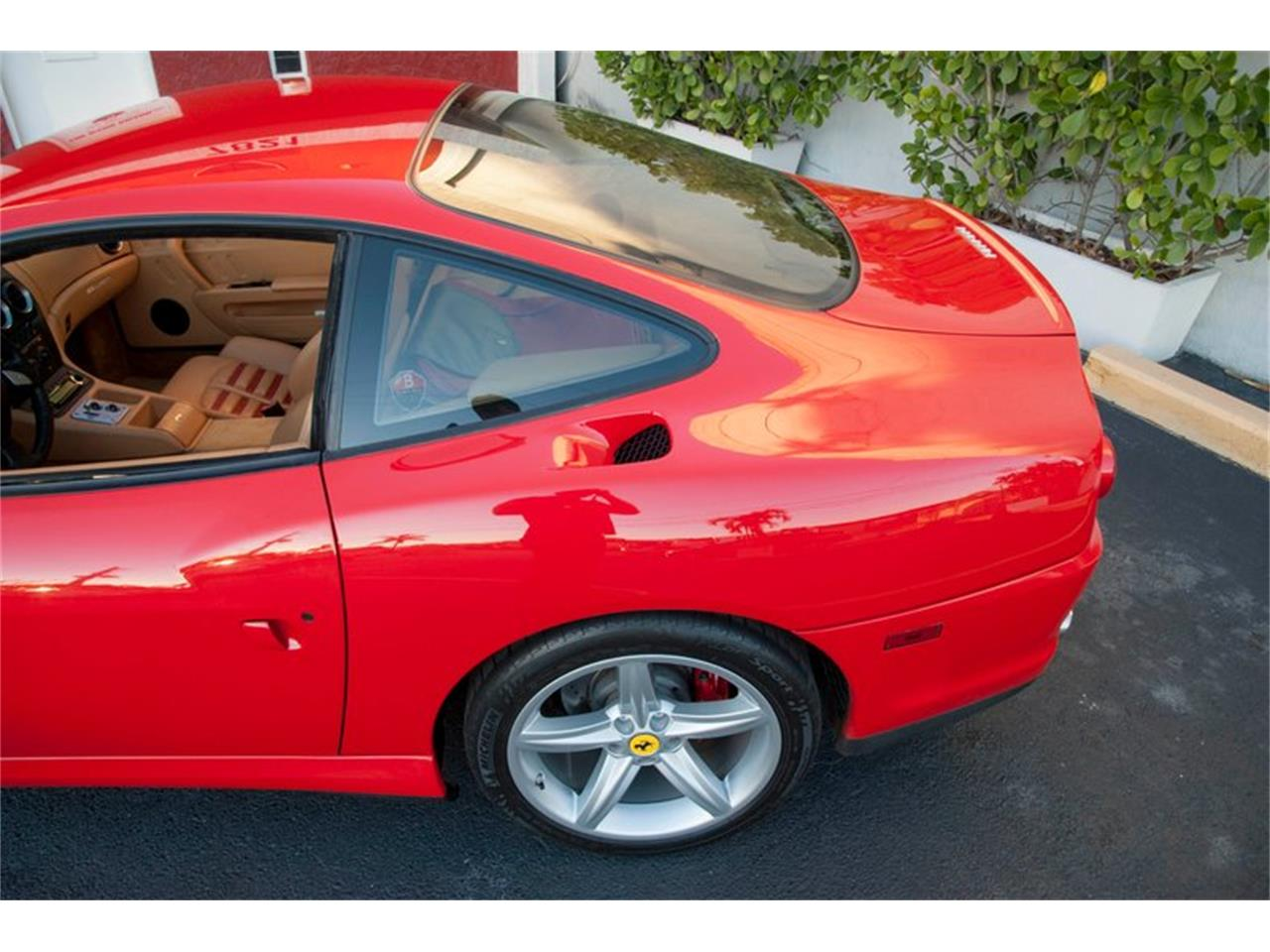 Large Picture of '02 Ferrari 575 Offered by The Barn Miami - QN0J