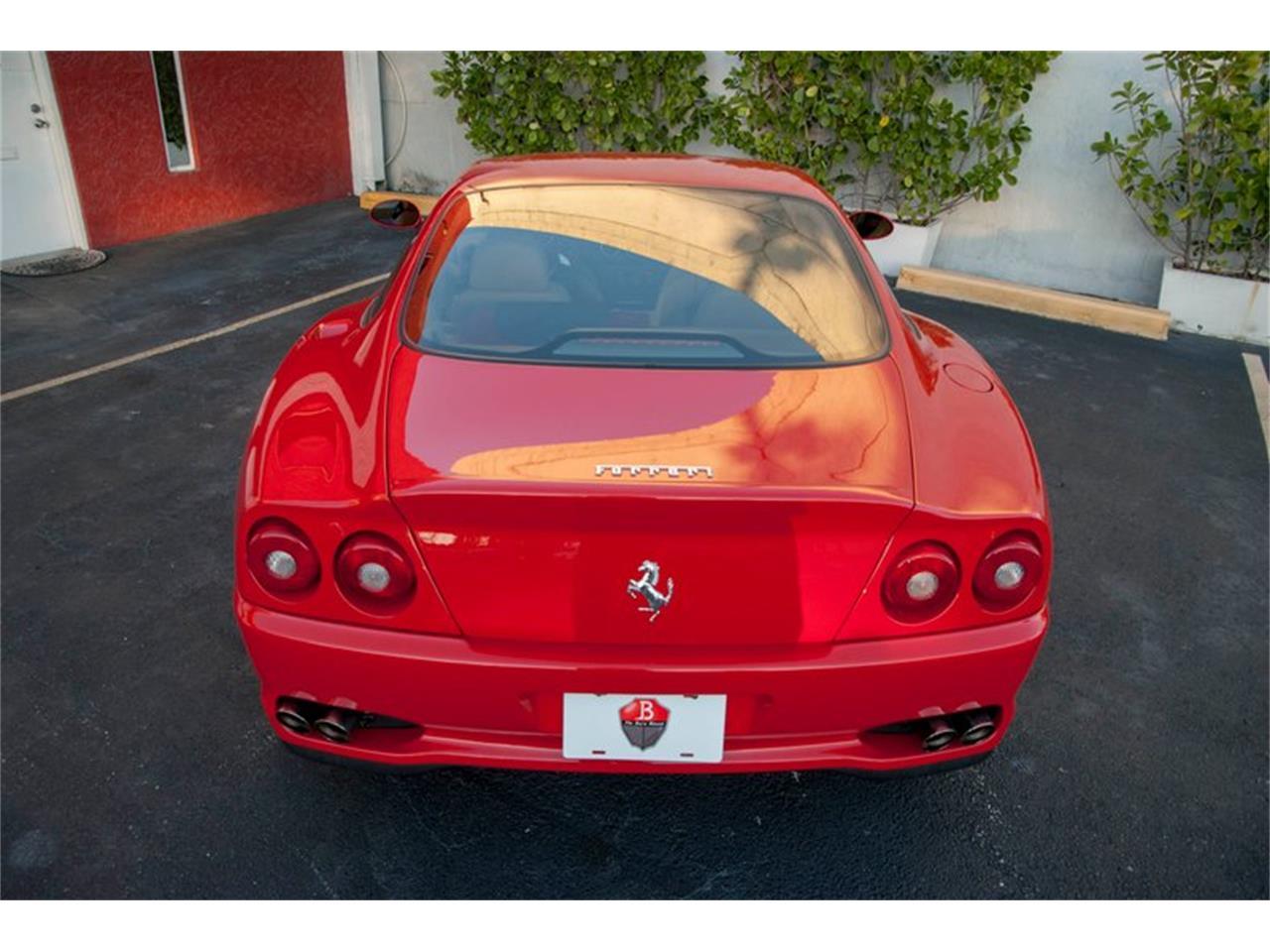 Large Picture of '02 Ferrari 575 located in Miami Florida - QN0J