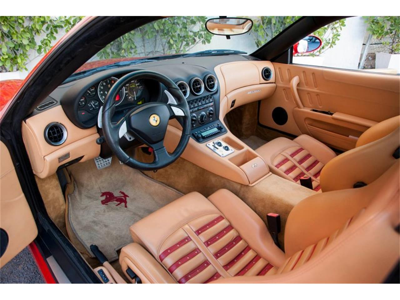 Large Picture of 2002 Ferrari 575 - $99,900.00 Offered by The Barn Miami - QN0J