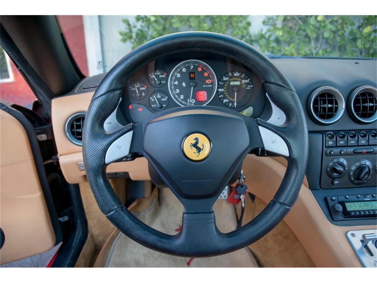 Large Picture of '02 Ferrari 575 located in Miami Florida Offered by The Barn Miami - QN0J