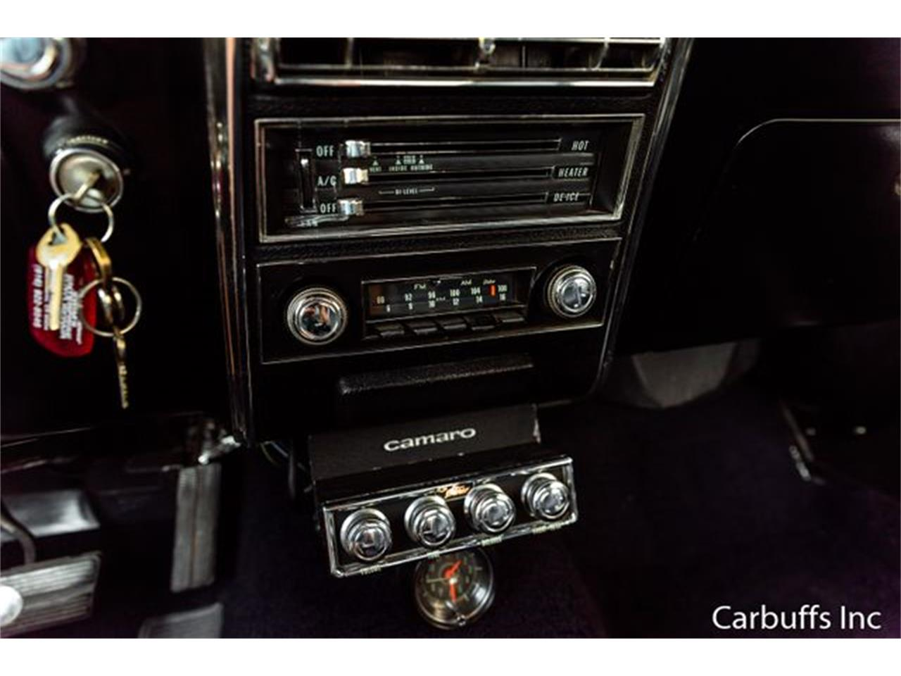 Large Picture of Classic 1968 Chevrolet Camaro - $29,950.00 Offered by Carbuffs - QL0H