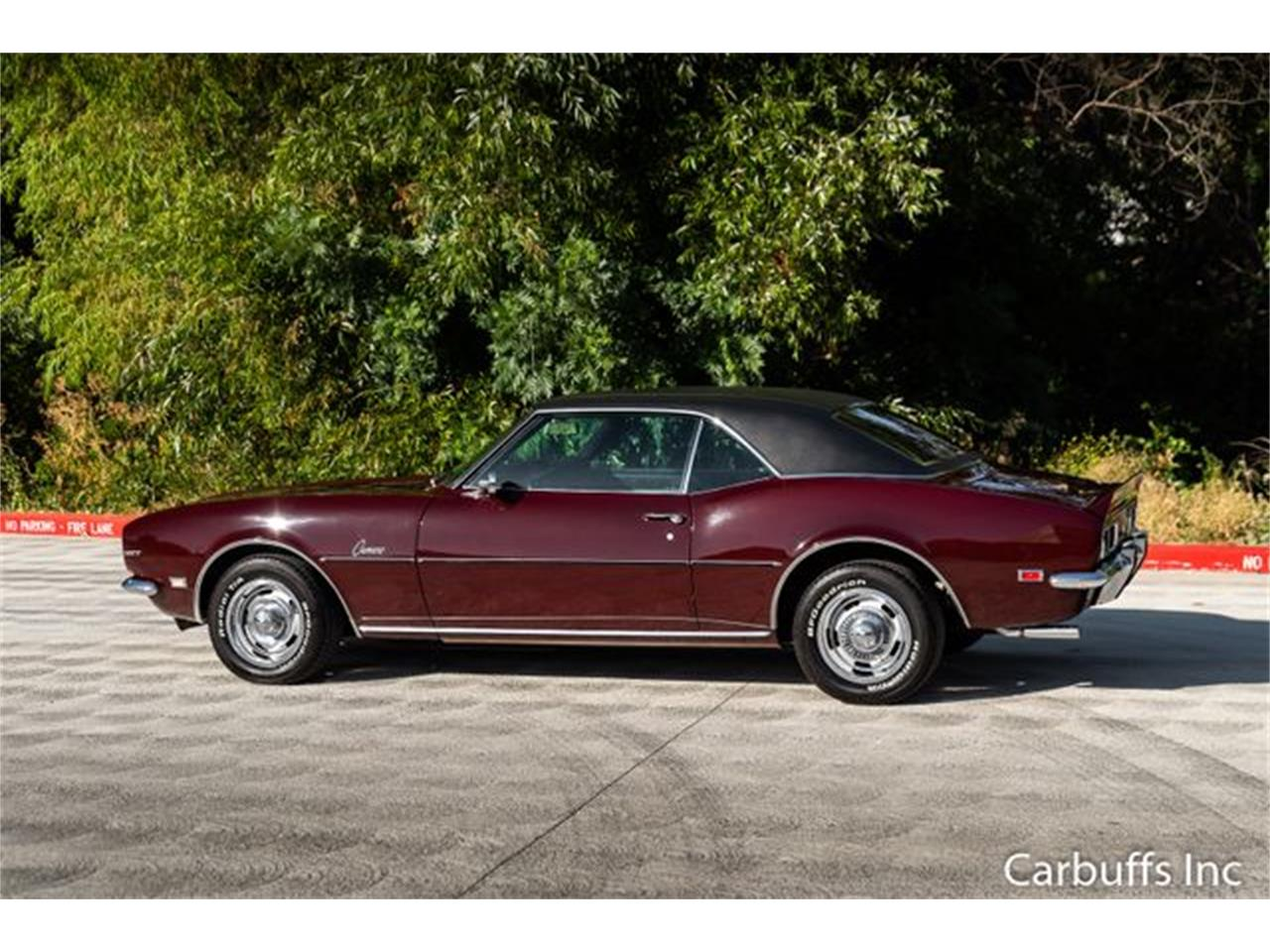 Large Picture of '68 Chevrolet Camaro located in Concord California - $29,950.00 - QL0H