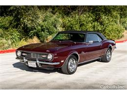 Picture of Classic '68 Chevrolet Camaro located in California Offered by Carbuffs - QL0H