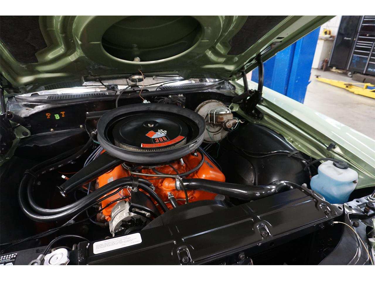 Large Picture of 1970 Chevrolet Chevelle Offered by Brown's Performance Motorcars - QN0Q