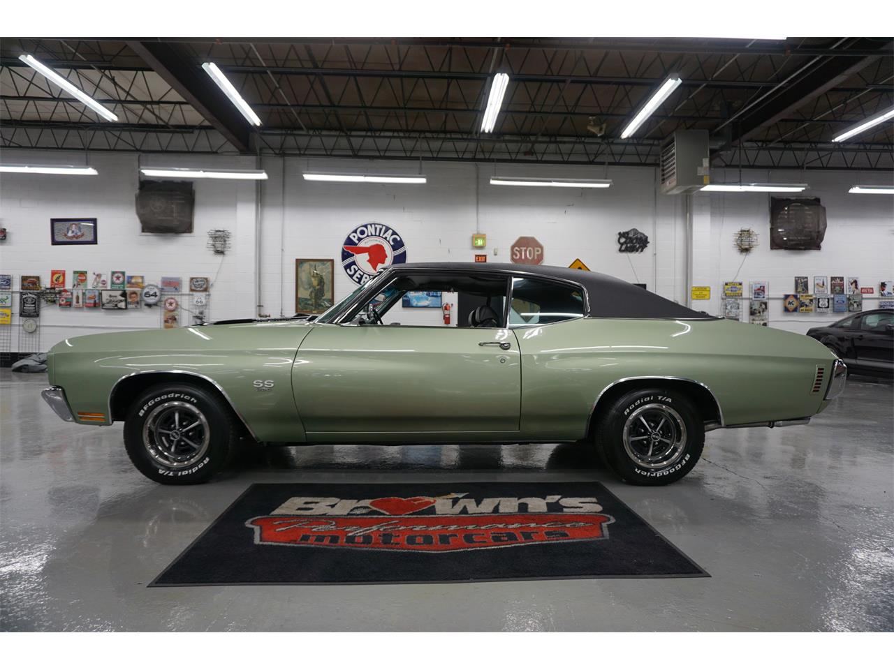 Large Picture of Classic 1970 Chevrolet Chevelle located in Maryland - $55,900.00 - QN0Q
