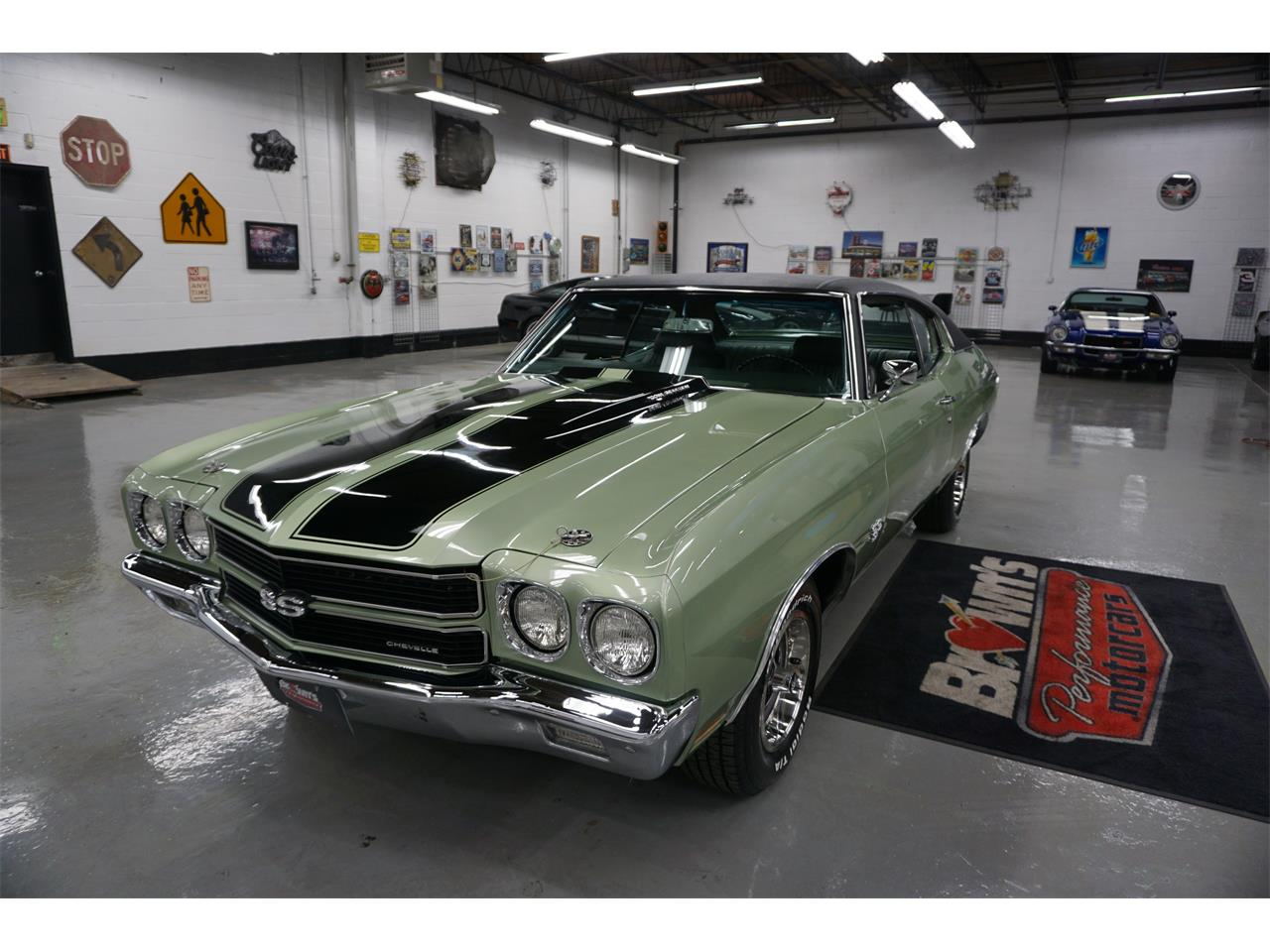 Large Picture of Classic '70 Chevelle located in Maryland Offered by Brown's Performance Motorcars - QN0Q