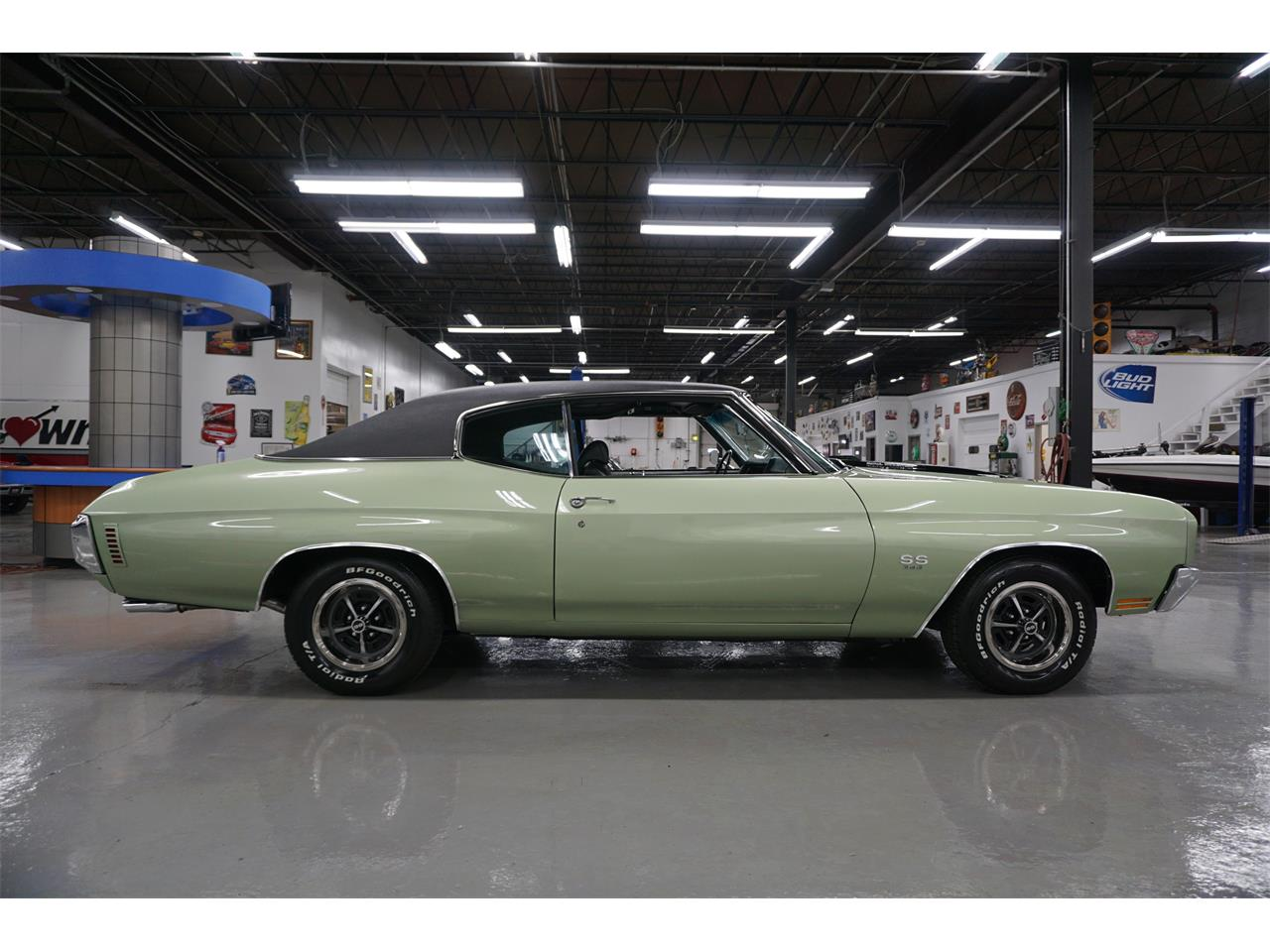 Large Picture of Classic 1970 Chevrolet Chevelle - $55,900.00 Offered by Brown's Performance Motorcars - QN0Q