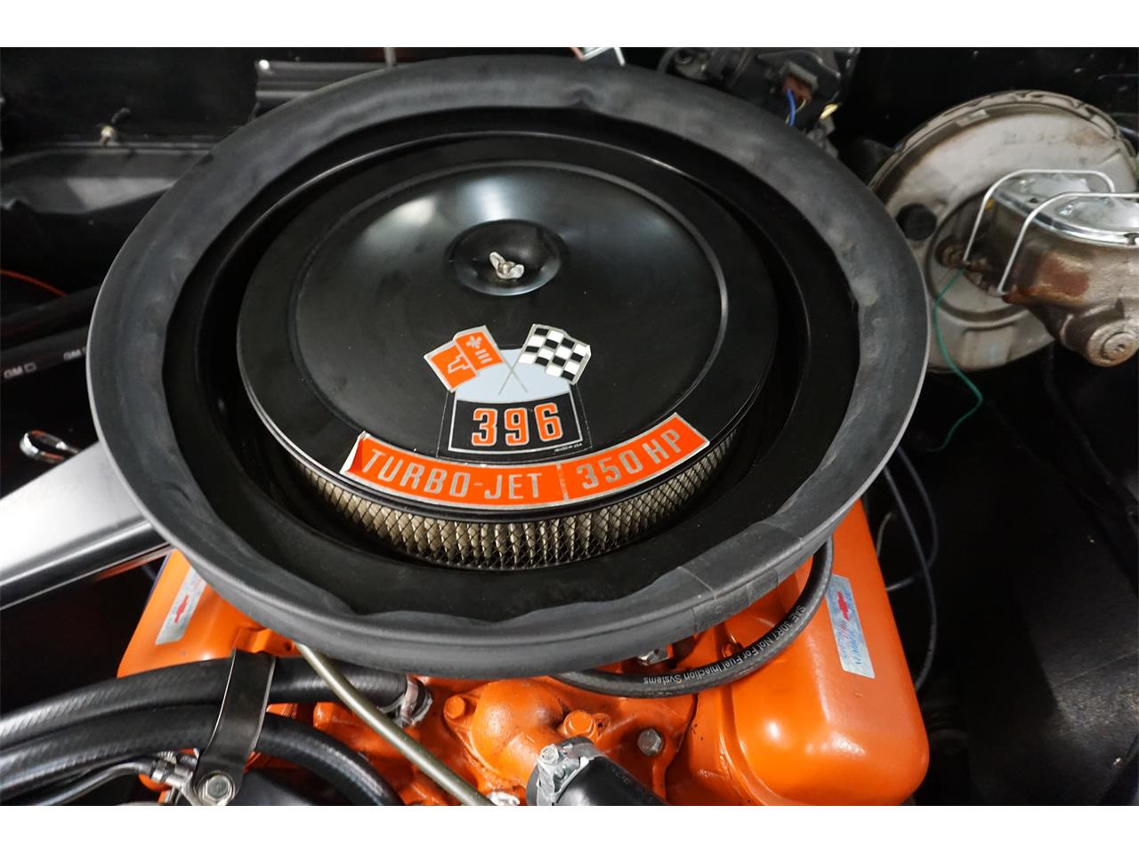 Large Picture of 1970 Chevrolet Chevelle located in Maryland Offered by Brown's Performance Motorcars - QN0Q